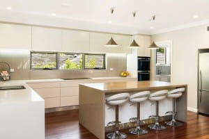 New kitchen in Putney, NSW