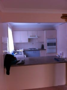 old kitchen look before renovation