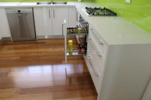 Kitchen custom joinery
