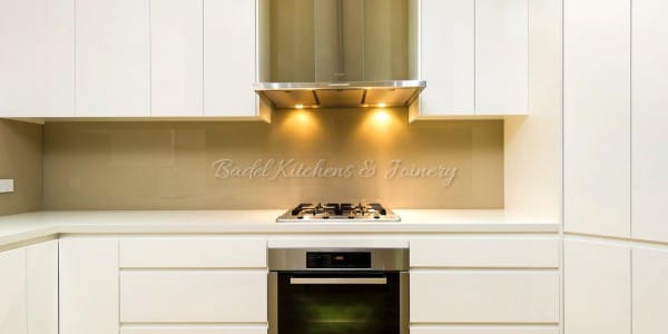 Caesarstone benchtop kitchen
