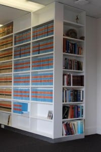 Office Fitouts Sydney - Bookshelves