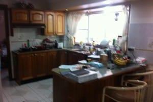 before badel kitchen renovation