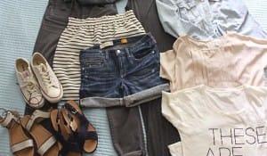 clothing wardrobe tips