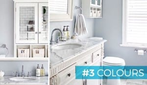 colours bathroom makeover tips