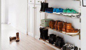 shoe racks custom joinery tips