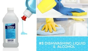 dishwashing and alcohol for kitchens makeover tips