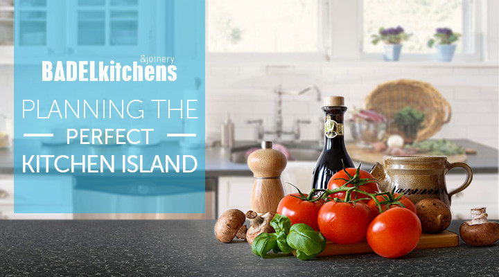 planning the perfect kitchen island