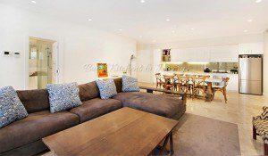 open plan kitchen design sydney