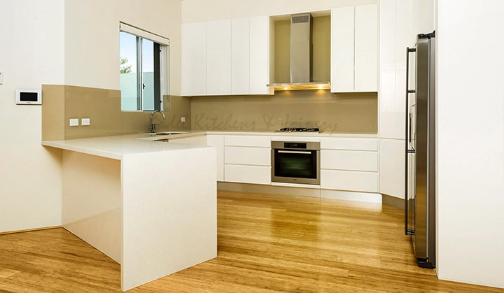 Design your kitchen for entertaining badel kitchens and for Perfect kitchen triangle