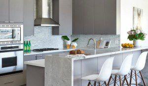kitchen design finish