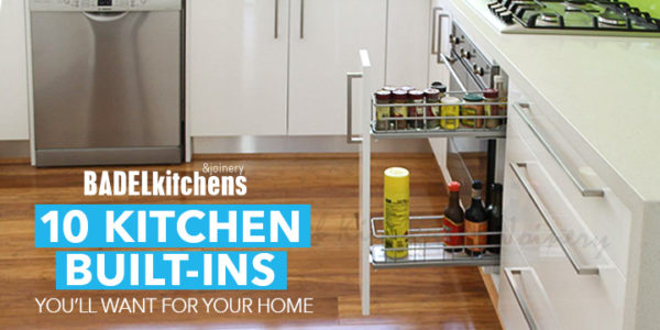10 kitchen built-ins you'll want for your home