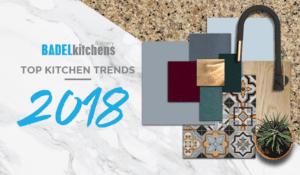 top kitchen trends 2018
