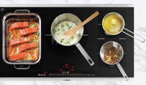 Bosch kitchen range