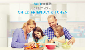 creating a child-friendly kitchen