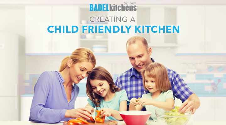 creating a child-friendly kitchen