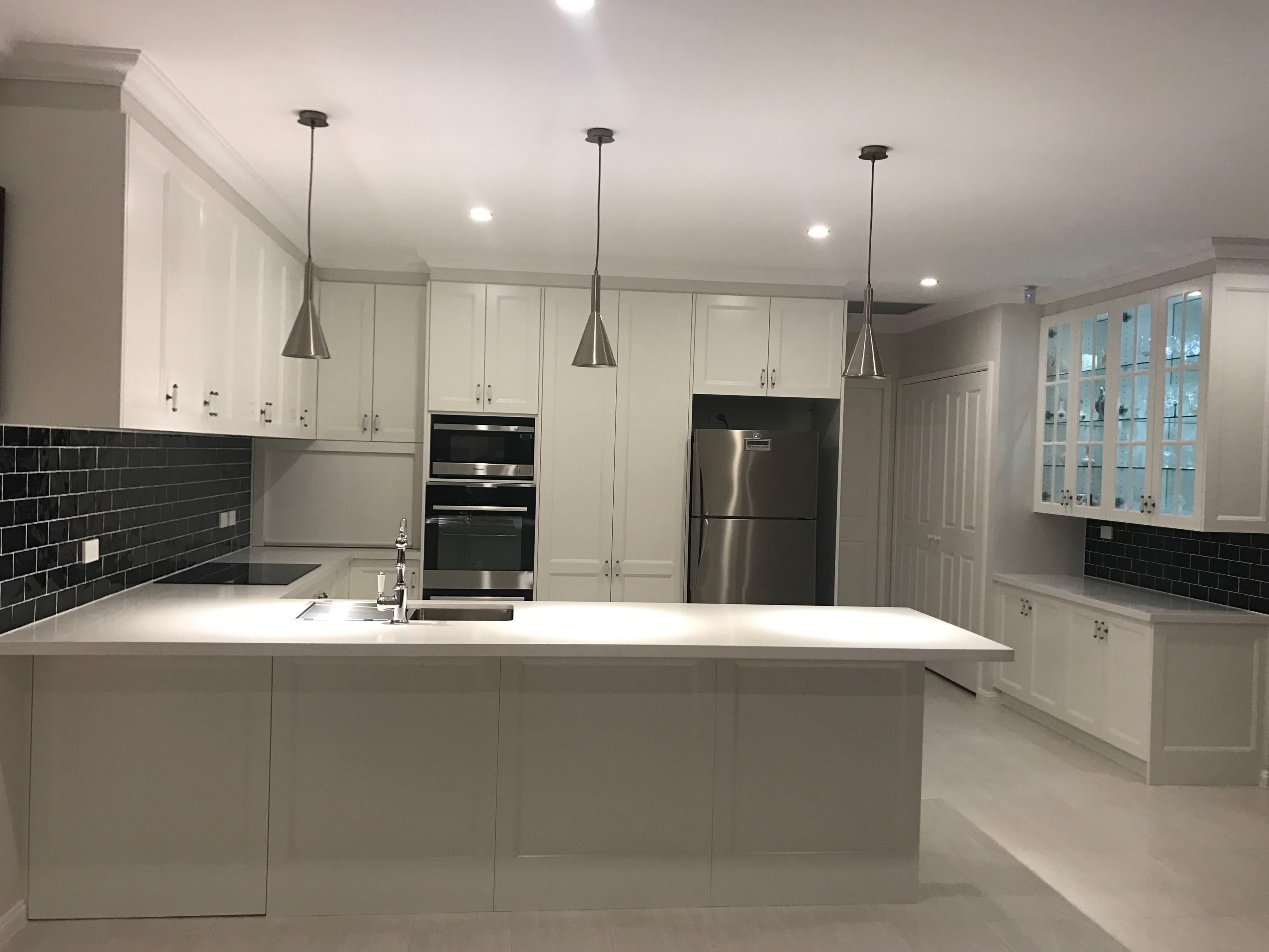 Ettalong Beach kitchen renovation project