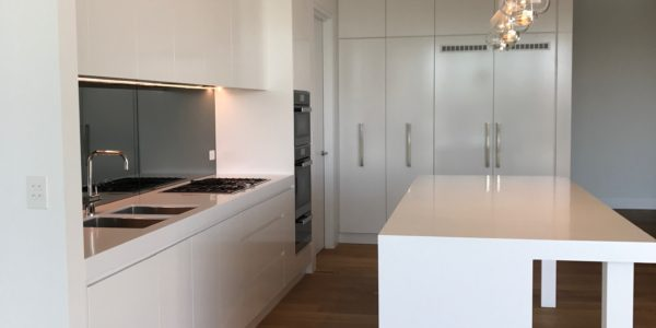 Milson Point open plan kitchen