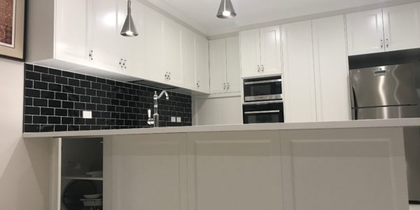Ettalong Beach kitchen custom joinery