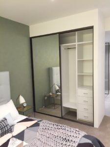 display suite parramatta open cabinet