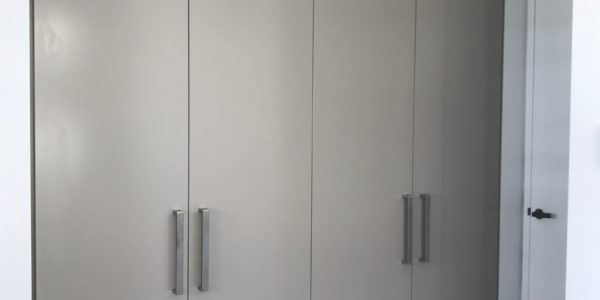 Milson Point home custom joinery with big cabinets