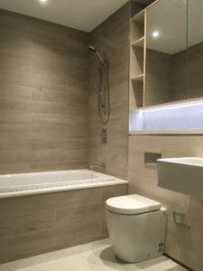 display suite northwest bathroom new reno