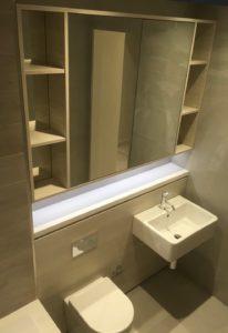 display suite northwest bowl and mirror