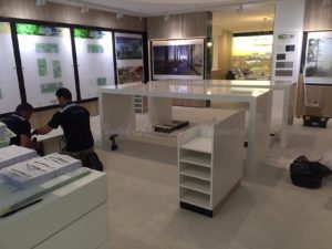 display suite parramatta commercial joinery samples