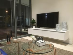 display suite northwest custom joinery set