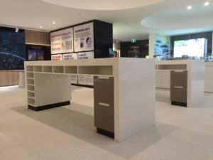 display suite parramatta commercial joinery cabinets