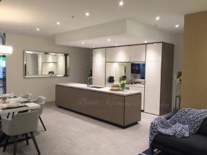 kitchen renovation display suite parramatta