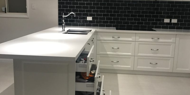 Ettalong Beach custom kitchen joinery