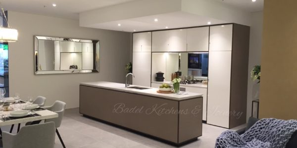 kitchen renovation display suite parramatta