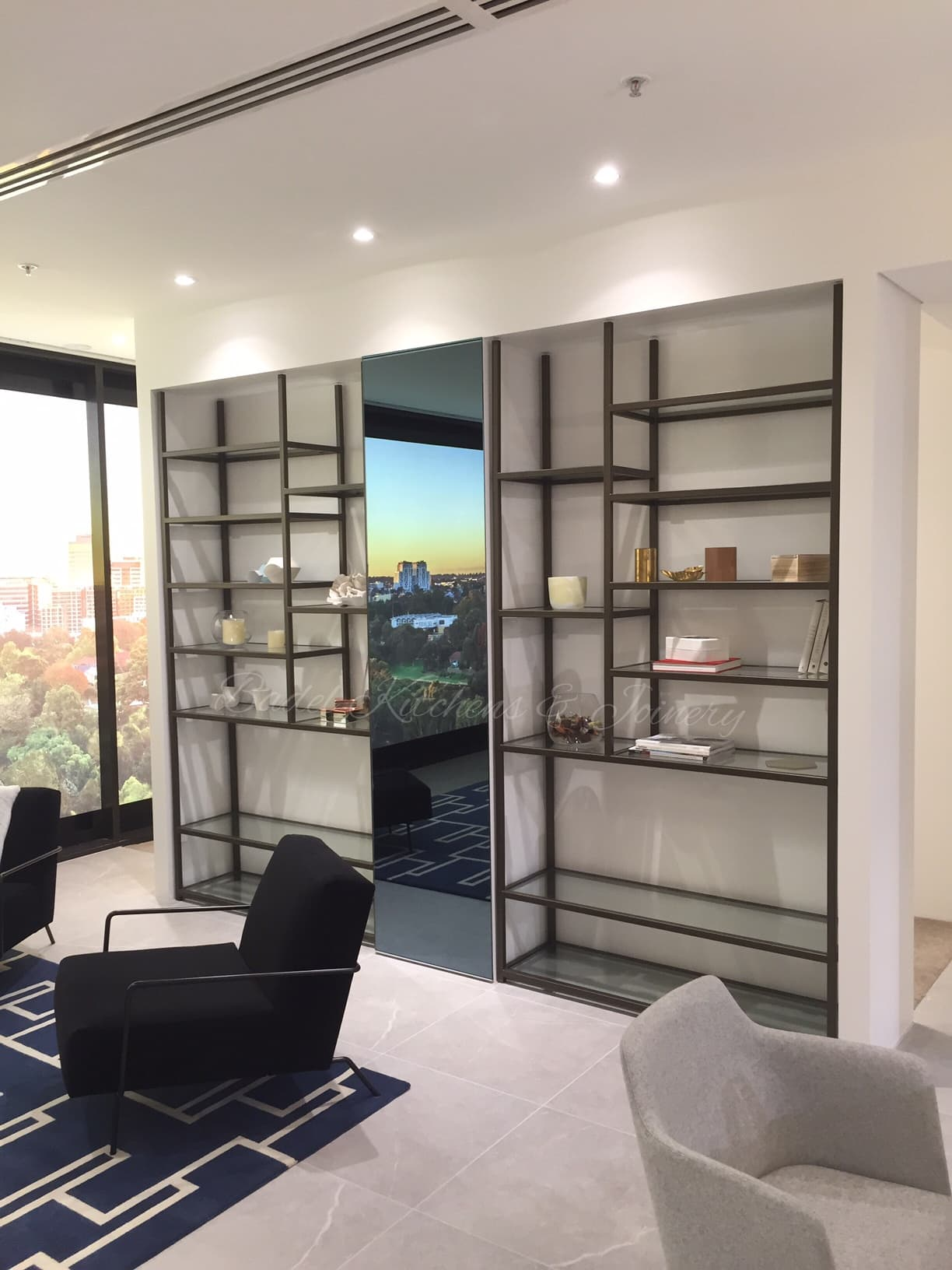Parramatta Display Suite & Showroom Project