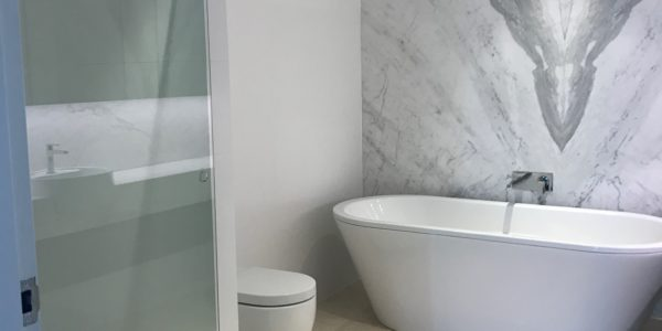 Milson Point bathroom makeover view three