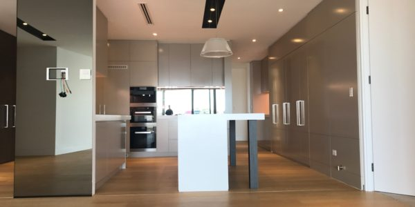 Milson Point home custom open plan kitchen project