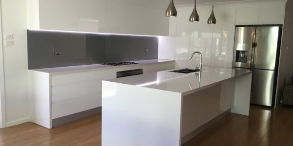 glenmore park kitchen counter lights