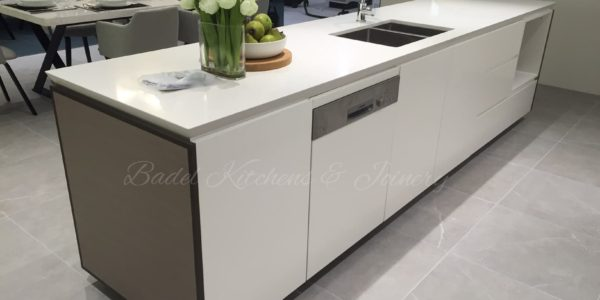 display suite parramatta kitchen island drawers
