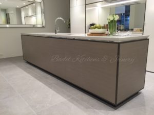 display suite parramatta front kitchen island