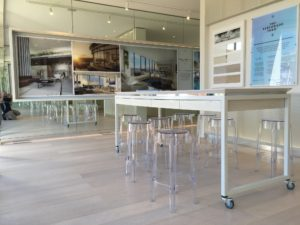 display suite northwest commercial joinery tables and chairs