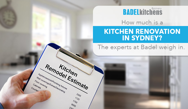 Wondrous How Much Is A Sydney Kitchen Renovation The Experts At Beutiful Home Inspiration Ommitmahrainfo