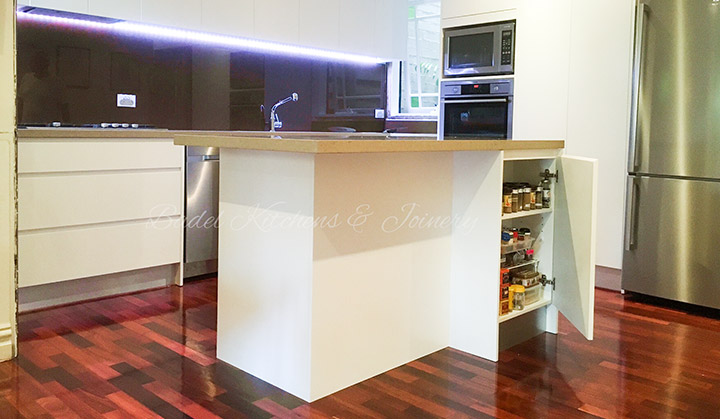 Weu0027ve Worked On Dozens Of Kitchens In Sydney And Have Come Up With Simple  And Ingenious Ways For You To Add Some Much Needed Counter Space To Your  Kitchen.