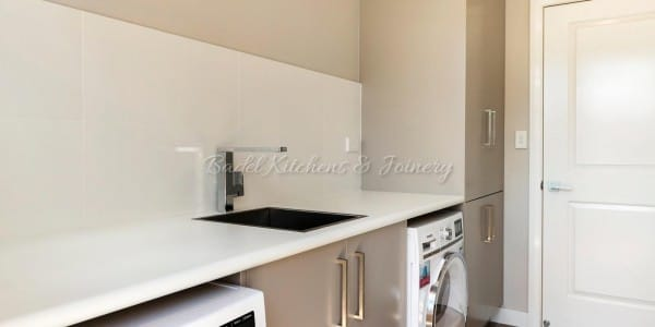 Sydney laundry renovation