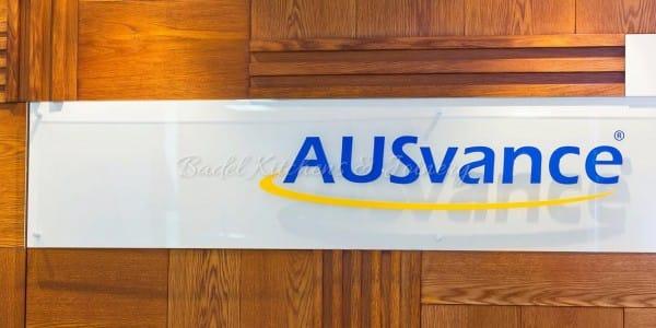AUSvance office fitout
