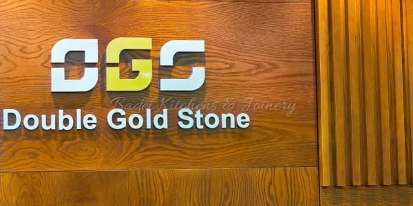 DGS custom office fitout