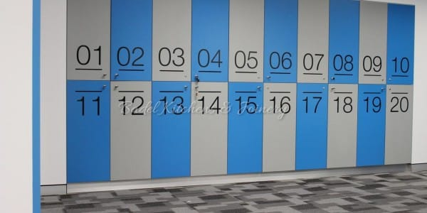 Office Fitouts Sydney - Lockers