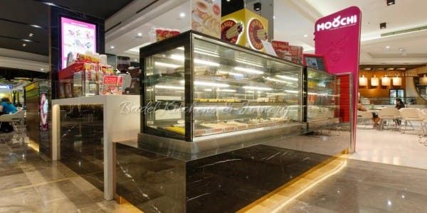 Spanish Doughnuts Retail Shop built by Badel Kitchens