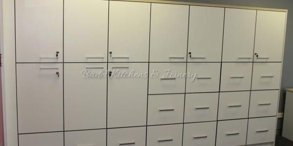 Office Fitouts Sydney - Lockers