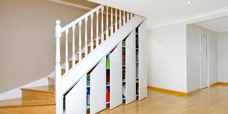 staircase home renovation and fitouts