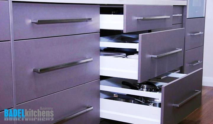 2 Skimp on storage and cabinetry