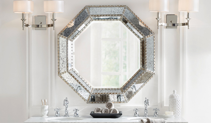 Statement mirrors